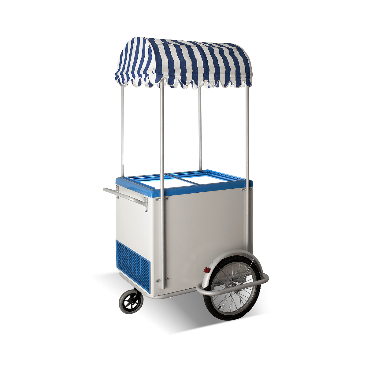 ice-cream-cart front view